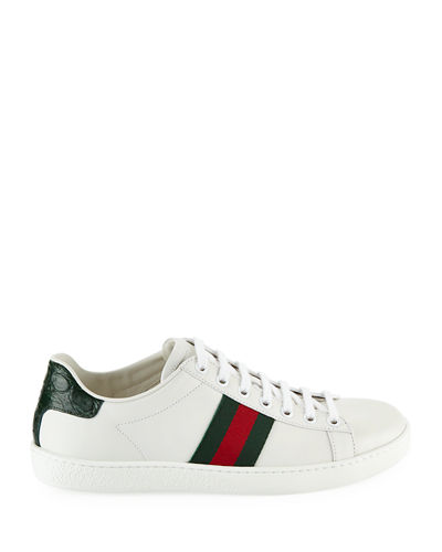 f2cef31d079b Gucci Ace Star & Bee Sneakers