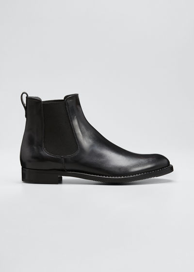 Gravati Leather Chelsea Boots Clearance Extremely Free Shipping With Credit Card 0fiwum1
