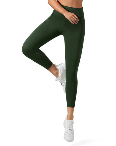 High Rise Pocket Core Ankle Biter Tights
