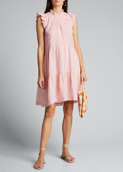 Lucy Tiered Tunic Dress