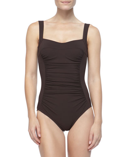 Ruch-Front Underwire One-Piece