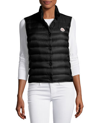 Liane Quilted Down Gilet by Moncler