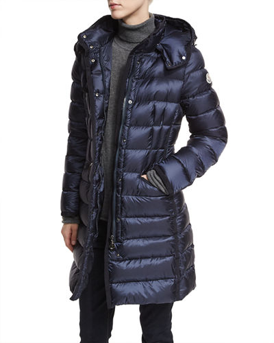 f0c3ddf4b Hermine Hooded Puffer Jacket