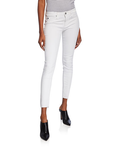The Legging Ankle Cropped Skinny Jeans