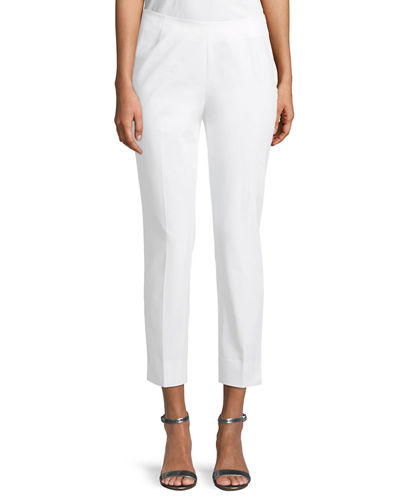 Fundamental Bi-Stretch Cropped Stanton Pant