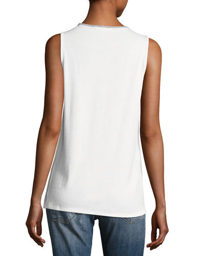 Oasis Sleeveless Tank Top