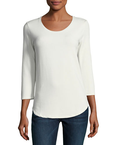 Soft Touch French Terry Top