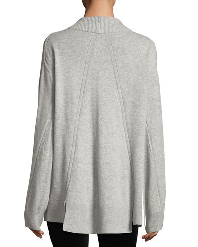 Ace Cashmere Turtleneck Sweater