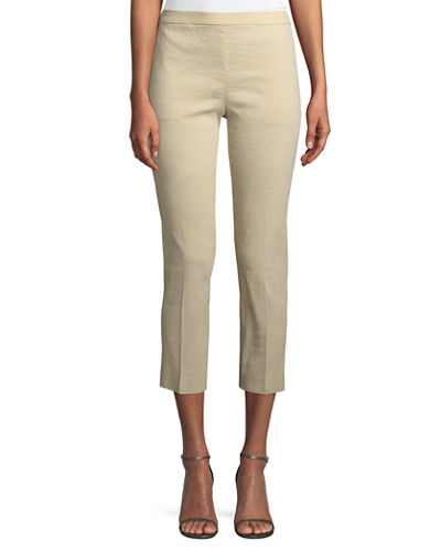 Organic Crunch Basic Pull-On Pants