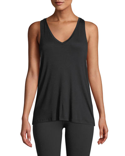 Twisted Racerback Activewear Tank