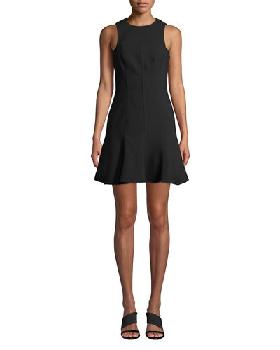 Cordelia Fit-and-Flare Cocktail Dress
