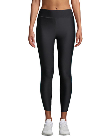 Ultracor ULTRA HIGH SWAROVSKI TUXEDO LEGGINGS