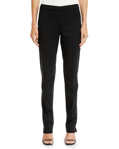 Bleecker Stretch-Wool Pants