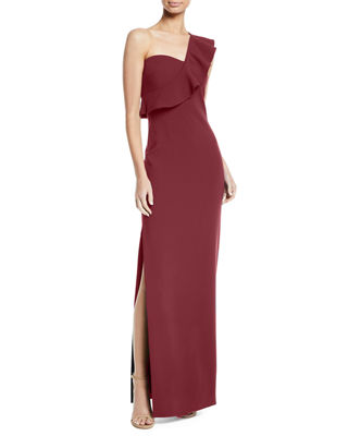 One Shoulder Gowns