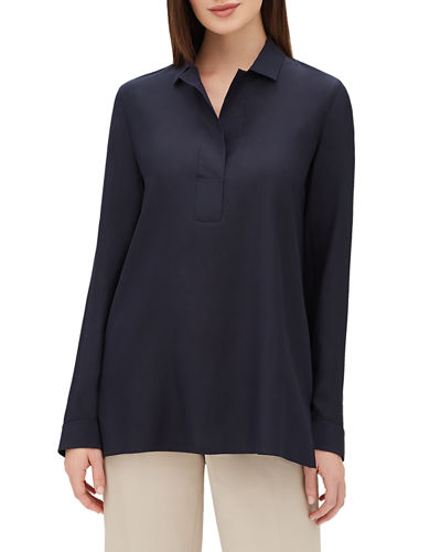 d1e6bdbbebeedc Imported Womens Silk Blouse