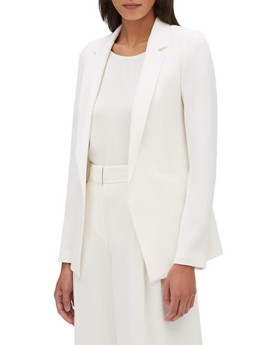 Luther Open-Front Blazer