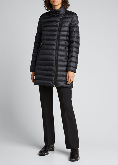 08fca1ce3574 Moncler Stand Collar Puffer Coat
