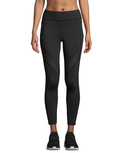 Mist Colorblock Performance Leggings