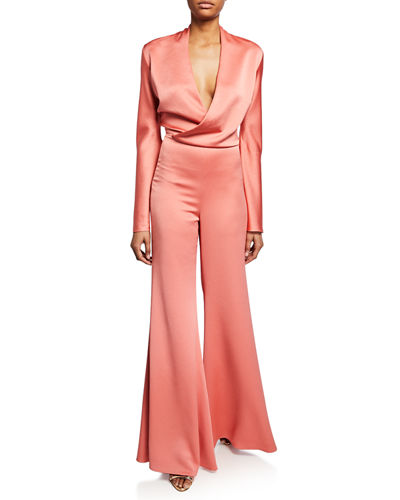 529779380d3 Designer Jumpsuits   Rompers at Bergdorf Goodman