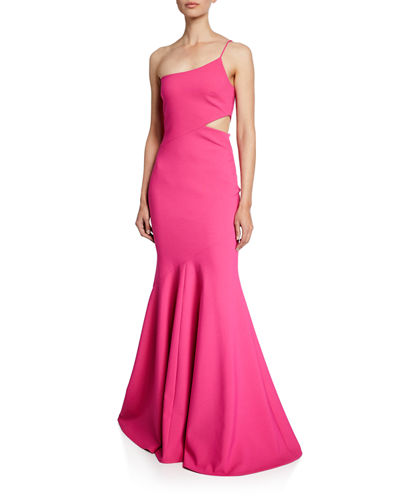 Josephine One-Shoulder Mermaid Gown