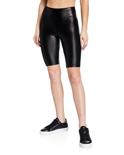 Densonic High-Rise Infinity Bike Shorts
