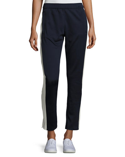 Colorblock Track Pants