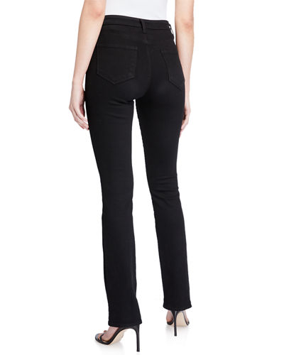 Oriana High-Rise Straight Jeans