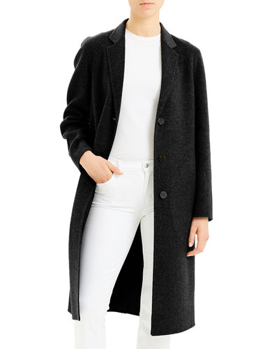 New Divide Luxe Classic Coat