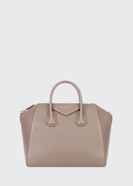 Givenchy Canvases ANTIGONA SMALL SUGAR GOATSKIN SATCHEL BAG