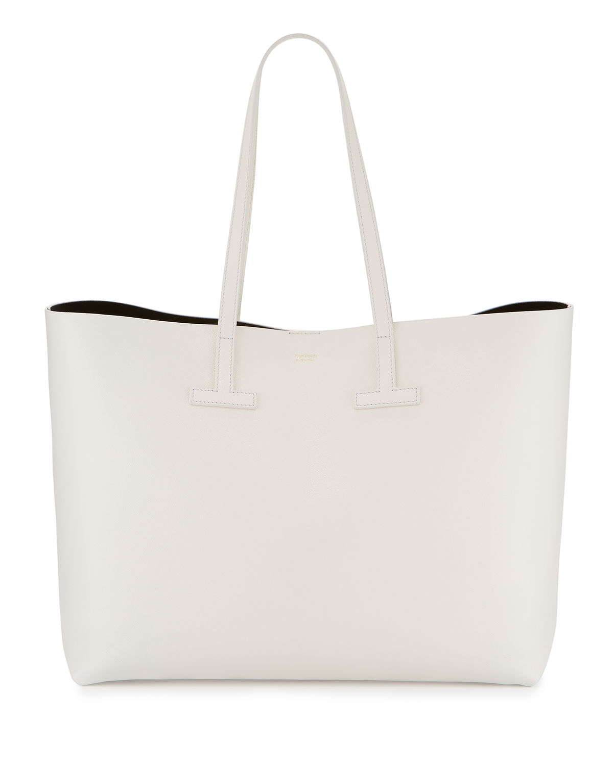 Tom Ford Totes LARGE GRAINED LEATHER T TOTE BAG