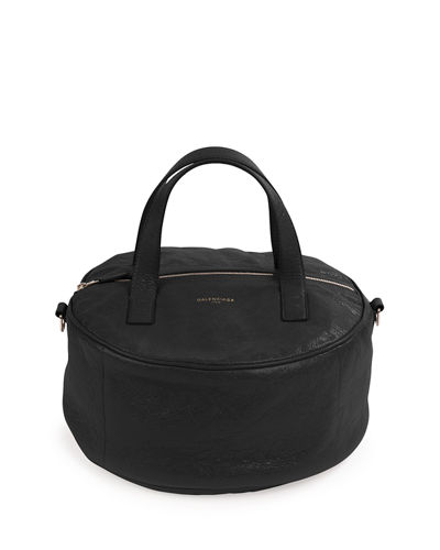 Air Hobo Small AJ Arena Leather Top-Handle Bag