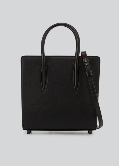 Paloma Small Spike Leather Tote Bag