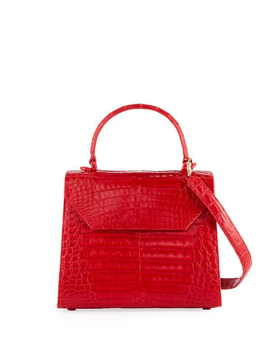 Nancy Gonzalez Medium Crocodile Lady Bag
