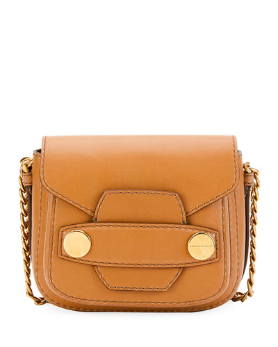 Stella McCartney Popper shoulder bag Cheap Price Wholesale Price Discount 2018 Unisex Low Cost Sale Online 100% Authentic Discount New Styles zZijA