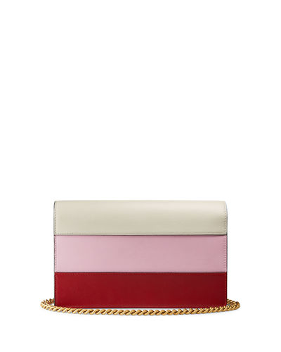 Queen Margaret Bee Colorblock Wallet-on-Chain