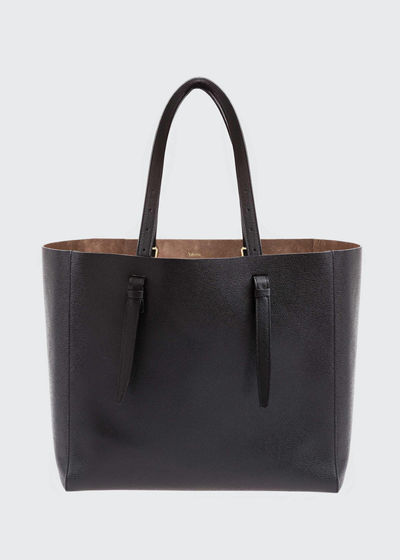 Soft Leather Tote Bag