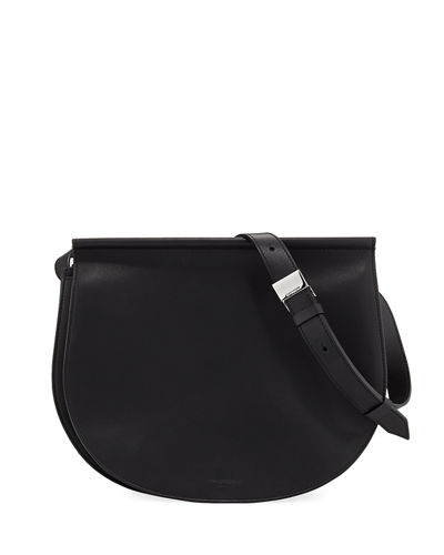 Infinity Chain-Trim Saddle Bag