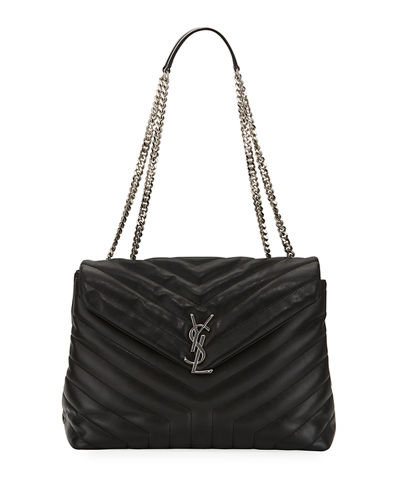Loulou Monogram Medium Chain Bag