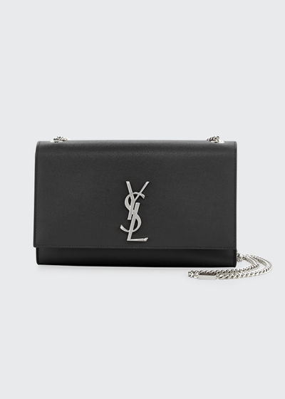 Saint Laurent Monogram YSL Kate Medium Chain Bag