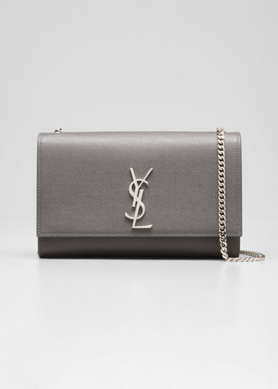 Monogram YSL Kate Medium Chain Bag