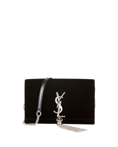 Saint Laurent Small Kate chain and tassel bag 7rn8O
