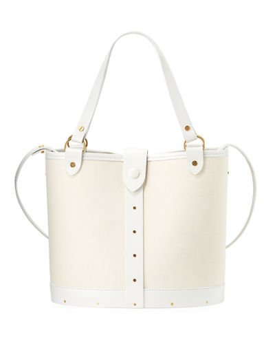Pail Denim Bucket Bag