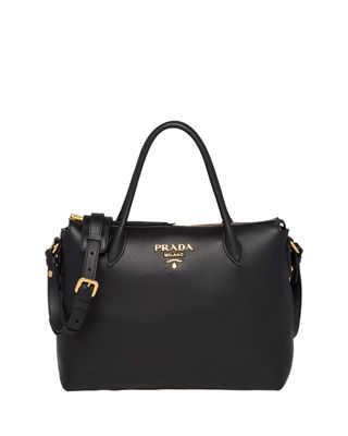 Prada leather - Black