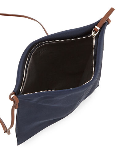 Medicine Large Satin Pouch Bag