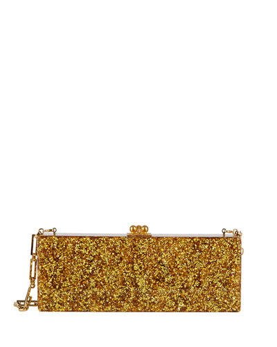 Flavia Solid Frame Clutch Bag