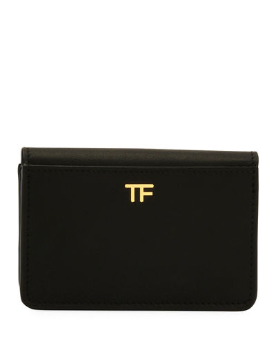 Colorblock Card Case