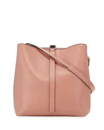 Frame Leather Shoulder Bag