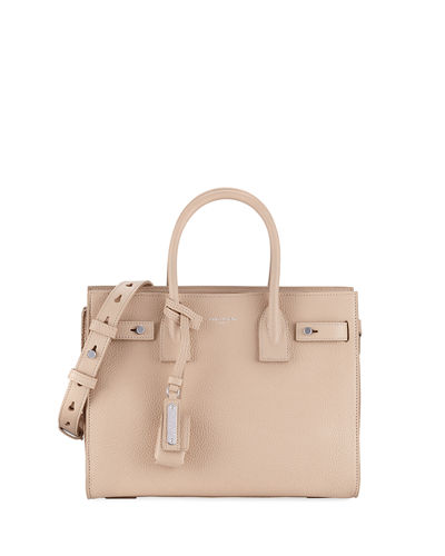 Sac de Jour Supple Bonded Leather Tote Bag
