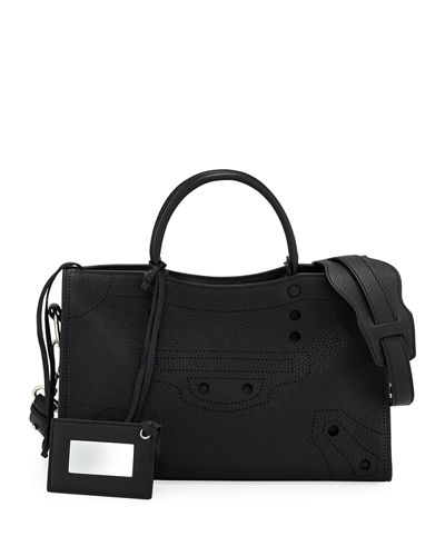 Blackout City Small AJ Tote Bag