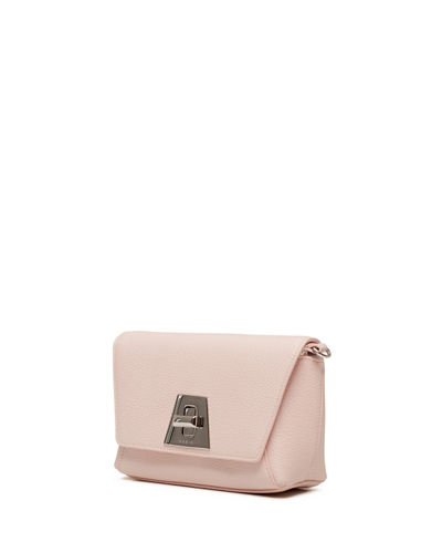 Anouk Little Day Calf Leather Crossbody Bag